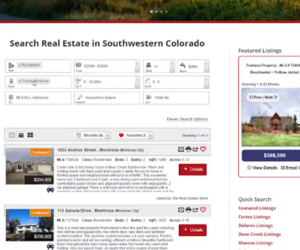 We Offer IDX Property Search To All CREN MLS Members!