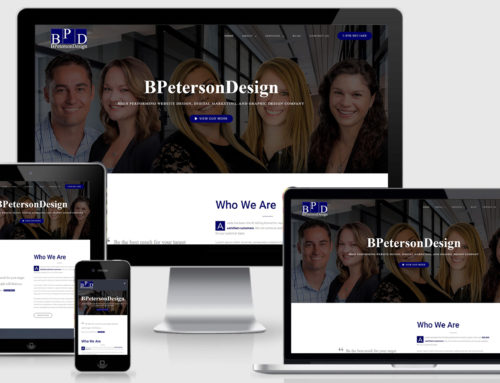 You've Never Met A Company Like BPetersonDesign
