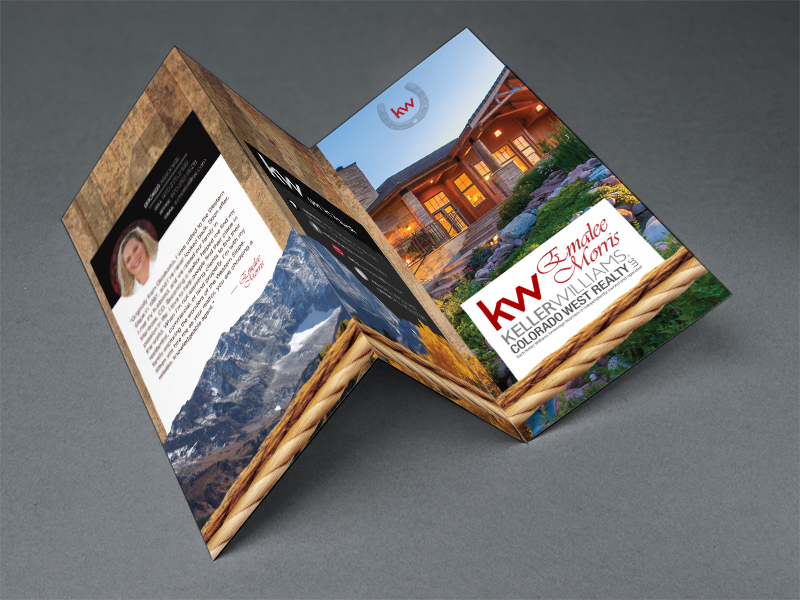 Tri Fold Brochure Mock Up