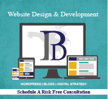 Website Design Company Ad