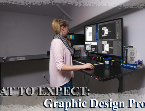 What To Expect: Our Graphic Design Process