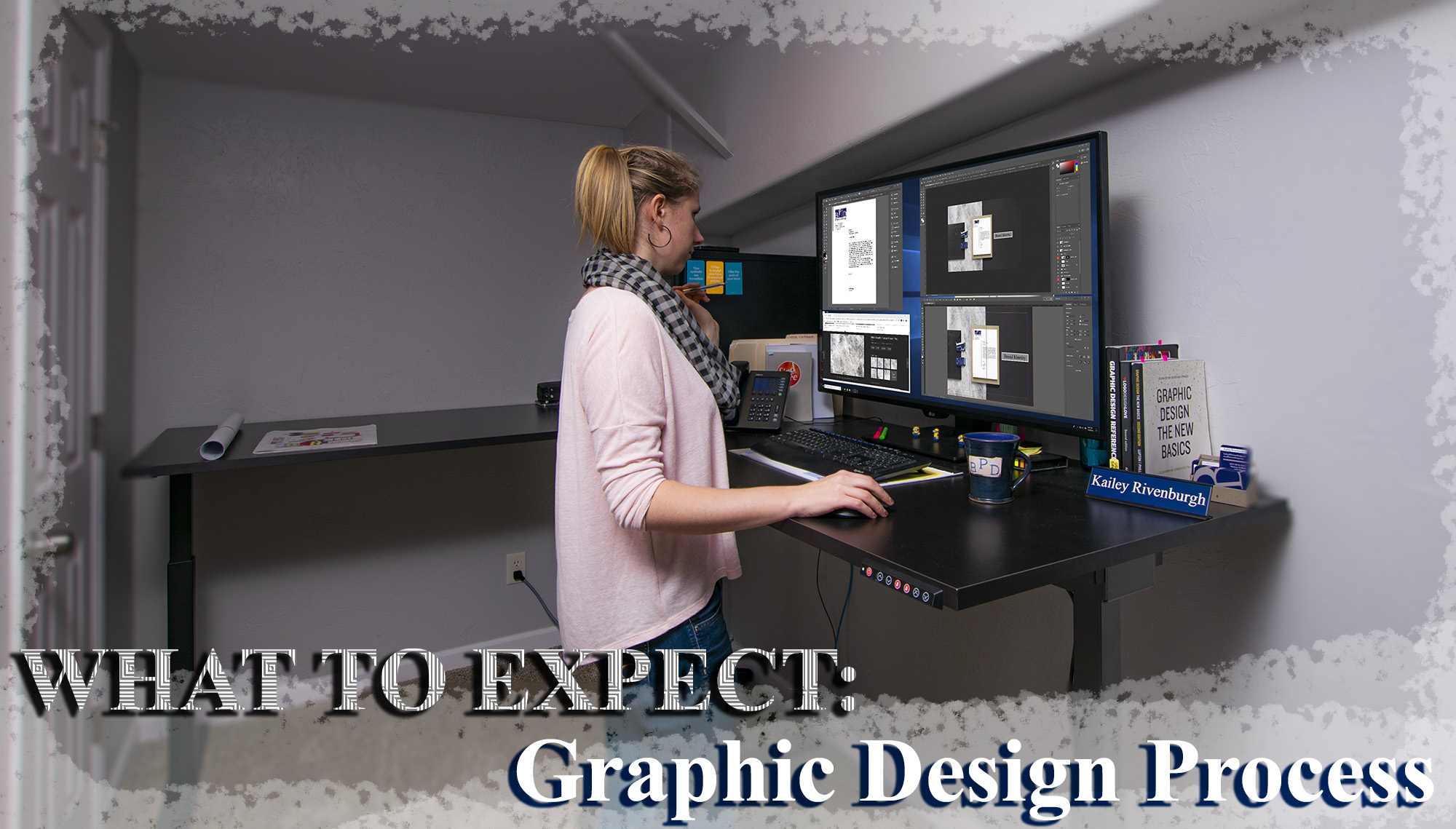 What to expect with professional graphic design