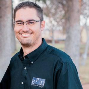 Ben Peterson, Owner of BPetersonDesign