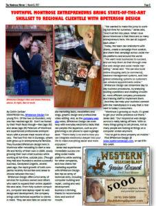 Montrose Mirror Article Montrose CO