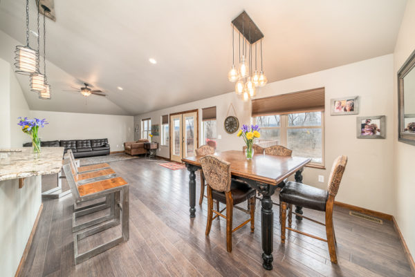 real estate photographer in Montrose, Colorado with BPetersonDesign