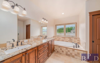 Bathroom Real Estate Photography in Montrose, CO