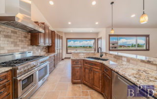 Real Estate Photography of New Home Built in Montrose, CO