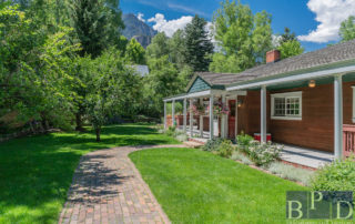 Real Estate Photography Company in Ouray, Colorado