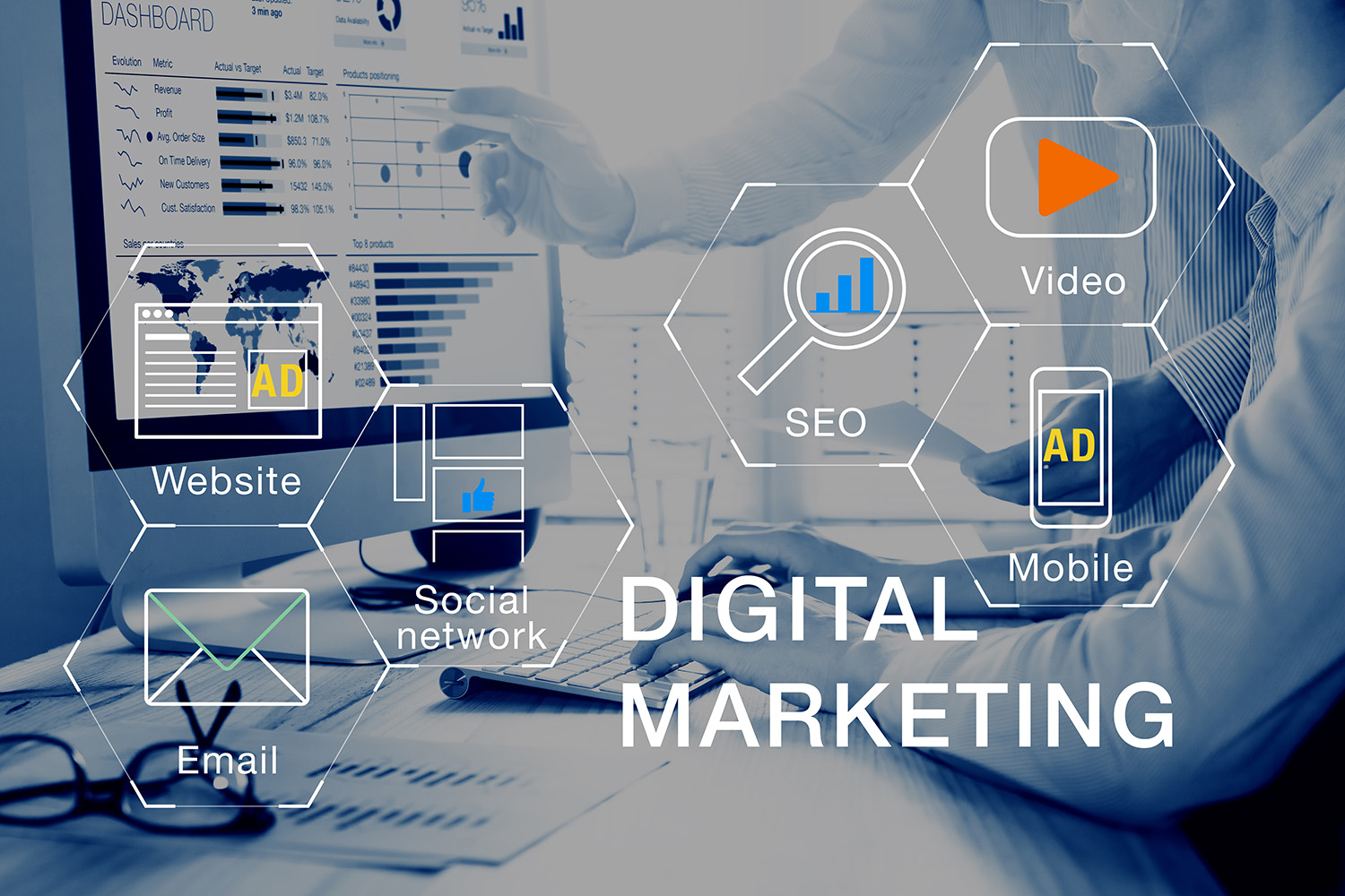 Digital Marketing Company in Montrose, CO and Anthem, AZ