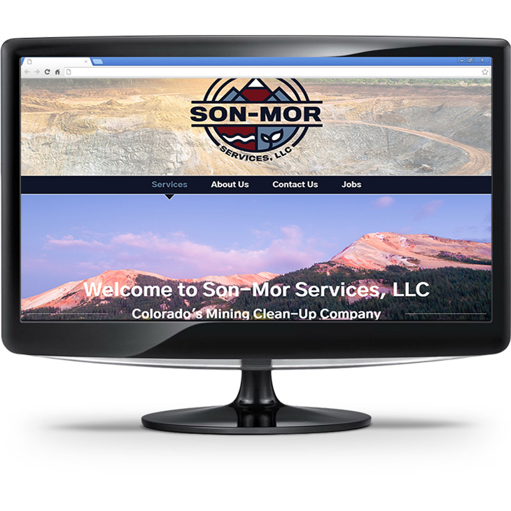 Son-Mor Services Website Screenshot