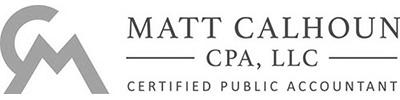 Matt Calhoun CPA Logo