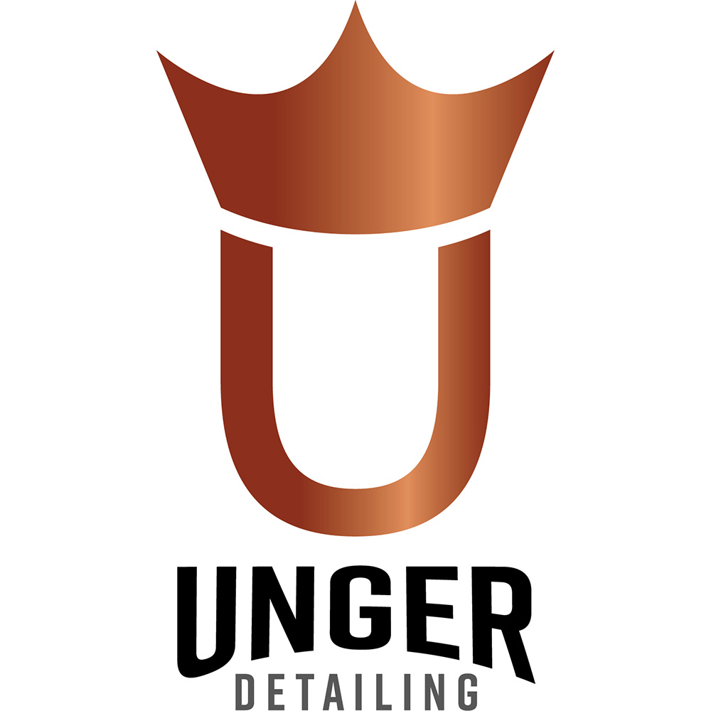 Logo we created for Unger Detailing, Arizona company