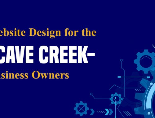 Website Design for the Cave Creek Business Owners