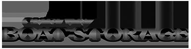 Chelan Boat Storage Grayscale Logo