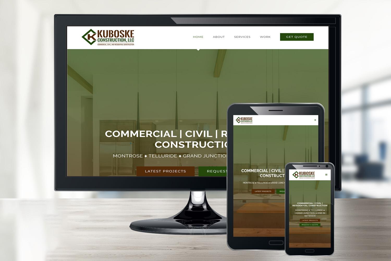 Kuboske's Small Business Website in Montrose, CO