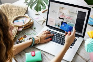Women are the primary shoppers online, is your website ready for online shopping?