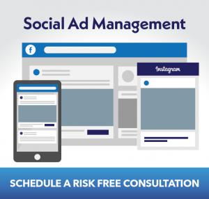 Social Ad Management Ad