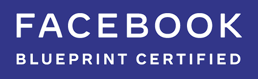 Facebook Blueprint Certified logo